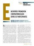 Diversificação de investimentos permite solidez do patrimônio - Petros - Page 5