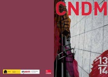 Untitled - Centro Nacional de Difusión Musical - Ministerio de ...