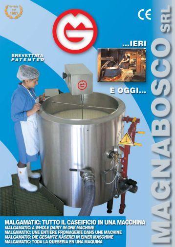Scarica catalogo PDF - Magnabosco