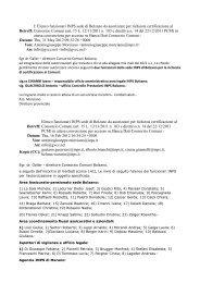 Verzeichnis der Beamten des - Gvcc