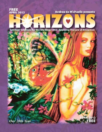 April 2012 - Horizons Magazine