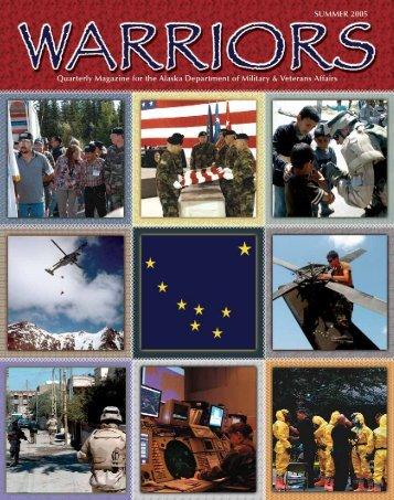 Summer 2005 - Alaska - Department of Military and Veterans Affairs ...