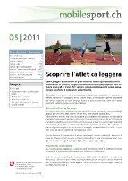 Fascicolo - mobilesport.ch