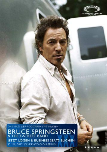 Angebot Springsteen_komplett2 - Olympiastadion Berlin