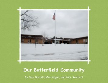 Butterfield Community Book