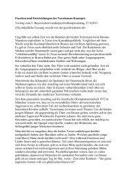 Facetten und Entwicklungen des Narzissmus-Konzepts Vortrag zum ...