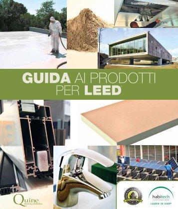 Guida ai prodotti LEED - greenmap