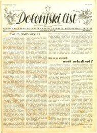 30. marec 1950 (št. 0007) - Dolenjski list