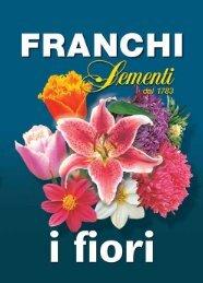 manuale fiori - Franchi Sementi
