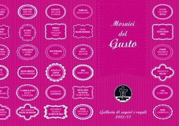 Scarica il nostro catalogo di Natale 2012-2013. - Antica Enoteca ...