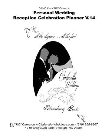 Wedding Reception Planner Wedding Decor Ideas