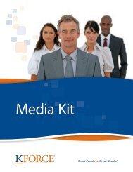 Kforce Media Kit (PDF)