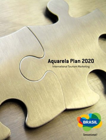 Aquarela Plan 2020 International Tourism Marketing - Brazil Network