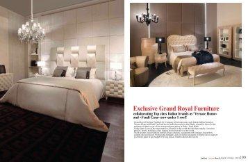 Exclusive Grand Royal Furniture   Jamila Qatar