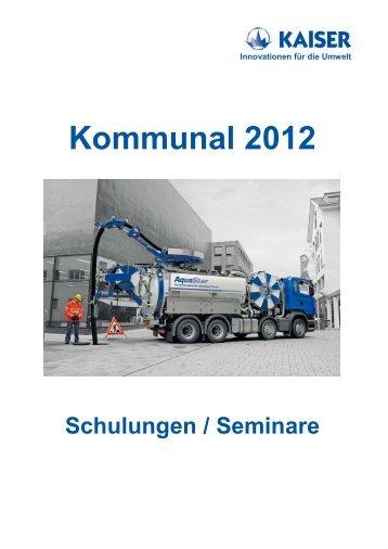 Kommunal 2012