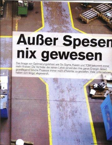 Industriemagazin 11_12 Außer Spesen nix gewesen - NUTs ...
