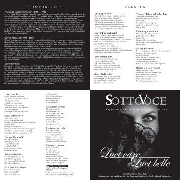 programma in .pdf formaat - Sotto Voce