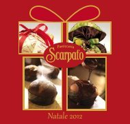 Catalogue Christmas 2012 - Pasticceria Scarpato