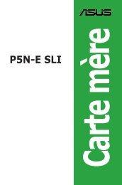P5N-E SLI - Asus