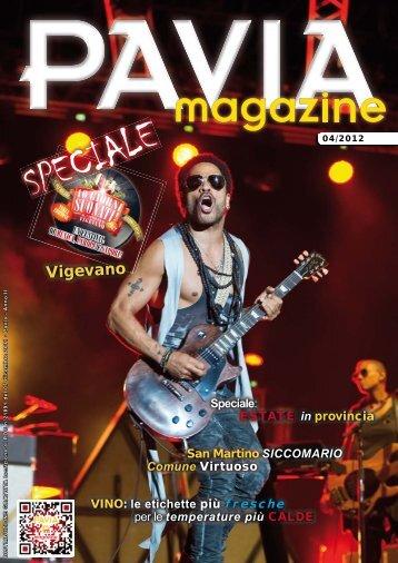 Oppure scarica il PDF - Pavia Magazine