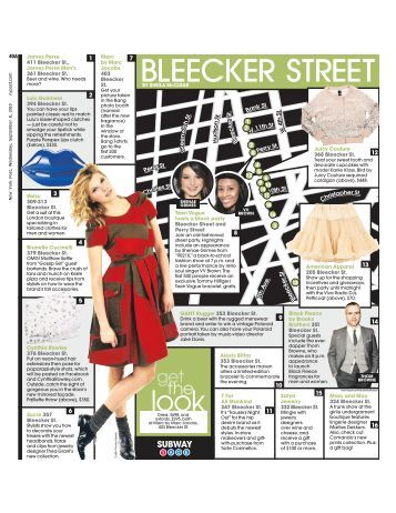 Fashion's Night Out 2010 Guide - NYPOST.COM - New York Post