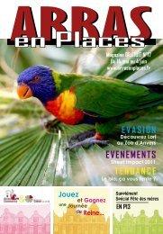 EVENEMENTS - ARRAS EN PLACES