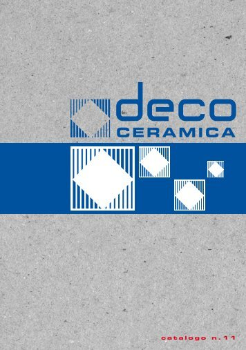 catalogo n.11 - decoceramica.it