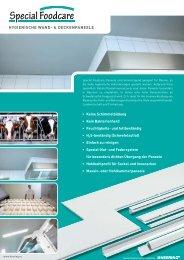 Heering-Special-Foodcare-Hygienische-Decken-und-Wandpaneele gibts bei www.decke-wand-boden.de