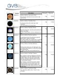 MOMBO Rods – coloured Borosilicate Glass 3.3 - GVB - Page 5