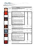 MOMBO Rods – coloured Borosilicate Glass 3.3 - GVB - Page 6