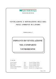Comparto Vetroresine - Azienda USL di Reggio Emilia
