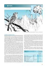 s BENIN - BirdLife International