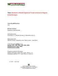 Batimetrie e Modelli Digitali dei - Ambiente - Regione Emilia-Romagna