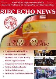 SIEC ECHO NEWS