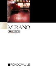 Murano - Ceramica Fondovalle SpA