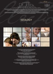 GEOLOGY - Poly system
