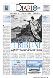 La febbre italiana dell'antipolitica - La Repubblica