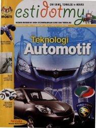 Teknologi Automotif - Akademi Sains Malaysia