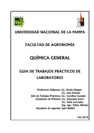Guia de TP Laboratorio_ 2010 - Facultad de Agronomía ...