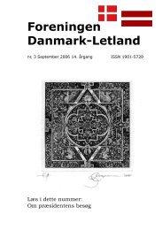 Foreningen Danmark-Letland
