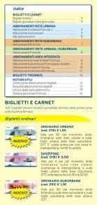 """""""Abbonamenti e biglietti dal 1° febbraio 2012"""" (pdf) - Città di Torino - Page 2"""