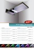 Soffioni a mensola - LUCI - AST srl - Page 2