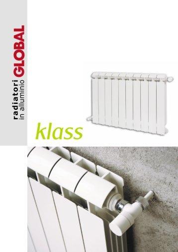 Mensole per radiatore oter for Mensole in alluminio