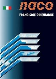 Catalogo Frangisole - NACO srl