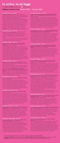 Io scrivo, tu mi leggi - Università degli Studi di Verona - Page 2