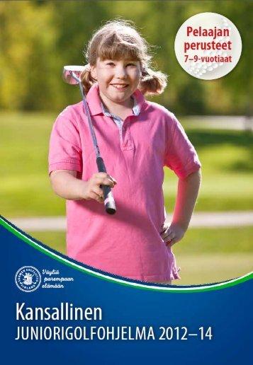 Golfharjoittelun filosofia ja monipuolinen harjoittelu Pelaajan ... - Golf.fi