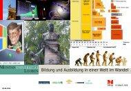 (PDF) Bildung und Ausbildung in einer Welt im - Klaus Woltron
