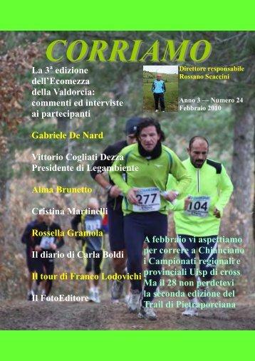 24_corriamo_febbraio_2010 - Girovaldorcia