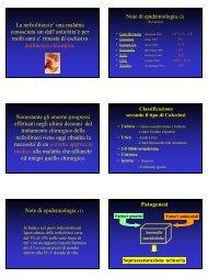 calcolosi completa - E-learning
