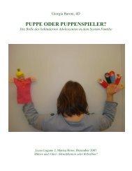 PUPPE ODER PUPPENSPIELER? - Liceo di Lugano 2